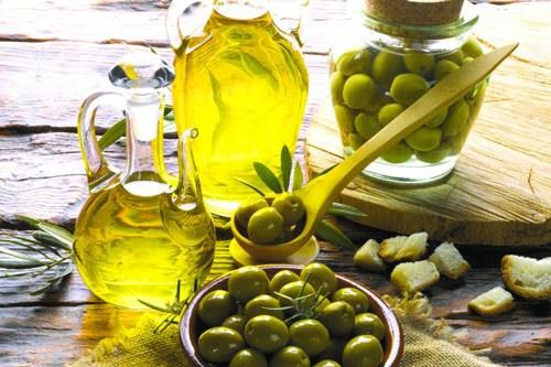 Tinh chất dầu Oliu
