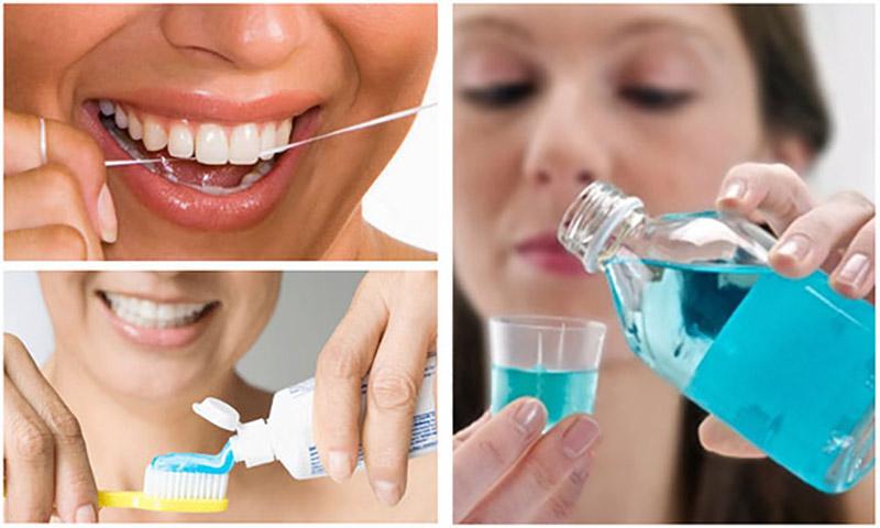Chăm sóc răng miệng đúng cách là cách phòng ngừa sâu răng