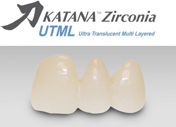Răng Katana Zirconia
