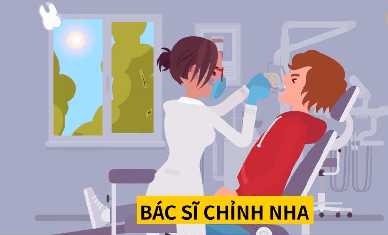 Đầu tiên, các nha sĩ sẽ tiến hành khám tổng quát sức khỏe răng miệng