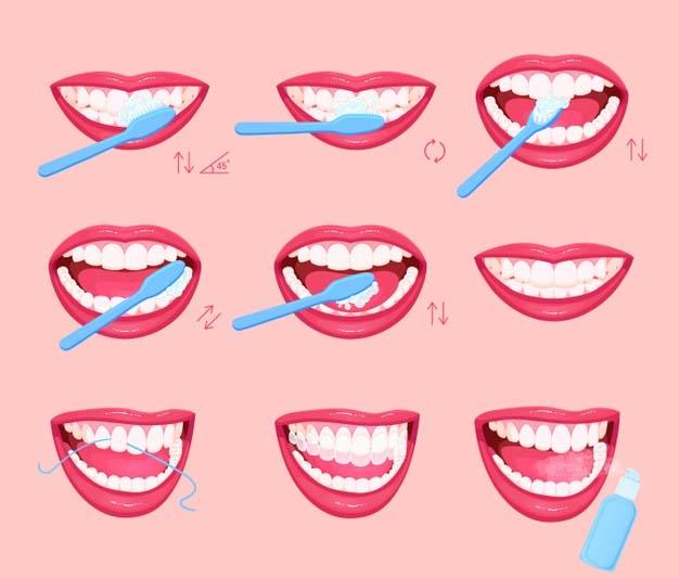 Đánh răng