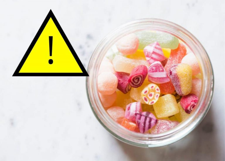 Các loại đồ ngọt sẽ khiến răng dễ bị sâu