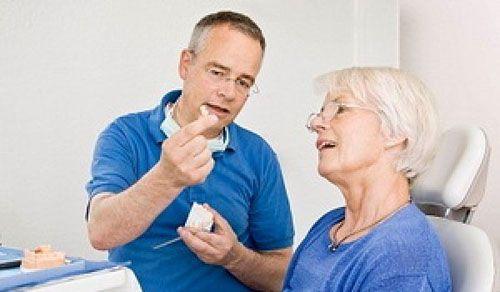 Những bệnh lý răng miệng ở người cao tuổi