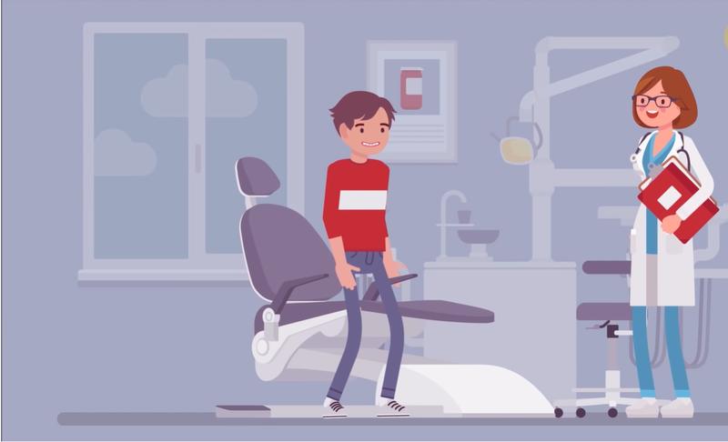 Nếu có bất cứ vấn đề gì liên quan tới niềng răng bạn cần tới gặp bác sĩ ngay